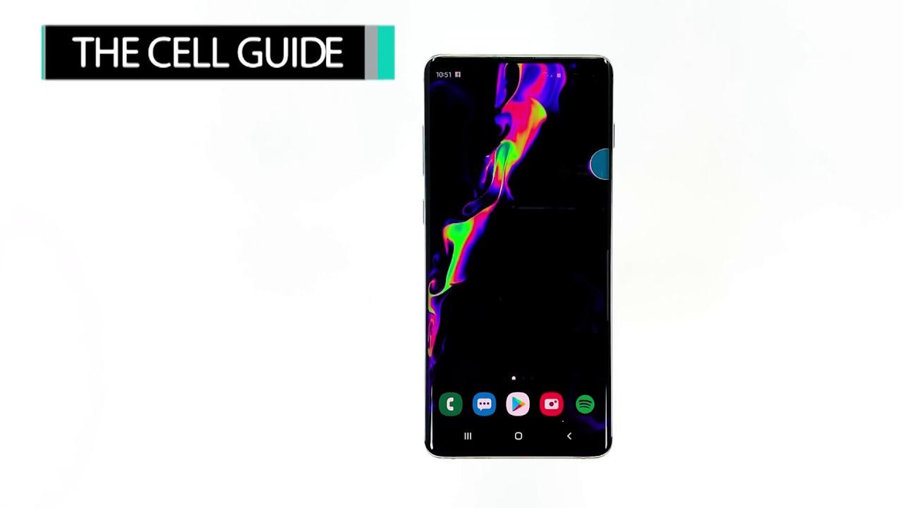 Samsung Galaxy S10 Plus Black Screen of Death issue