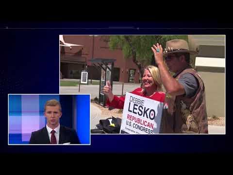 Republican Debbie Lesko wins Congressional District 8 election | Cronkite News