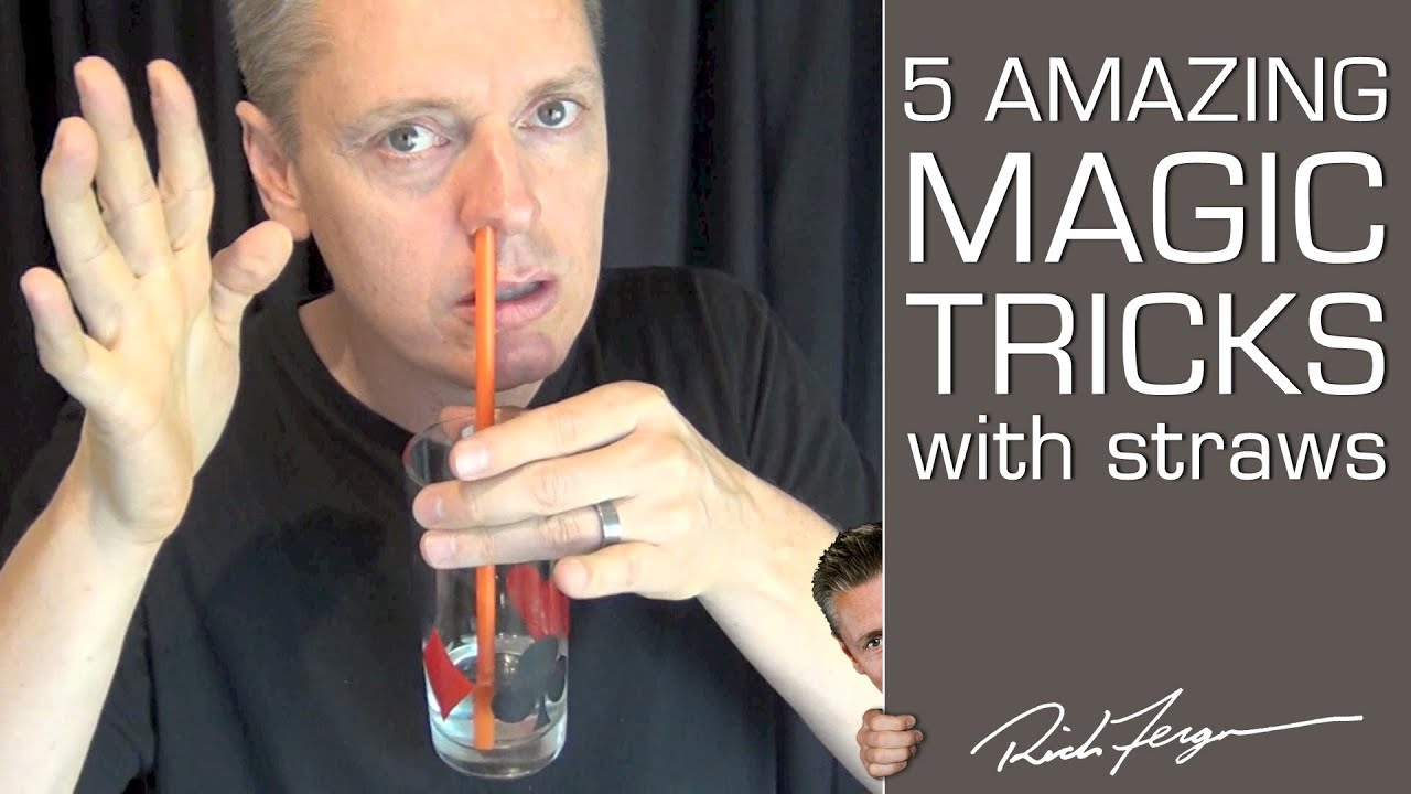 Card tricks - learn how to do amazing card magic tricks