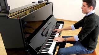 Robin Schulz feat. J.U.D.G.E. - Show Me Love Piano Cover