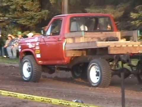 4x4 Truck Pulls Manitowoc Co  , Wisconsin
