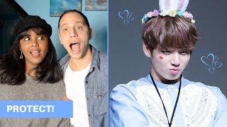 BTS JUNGKOOK IS STILL A BABY REACTION (BTS REACTION)