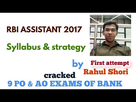 Rbi Assistant full exam analysis and strategy