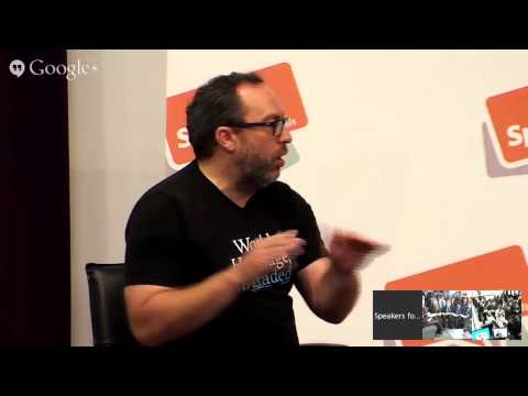 Speakers for Schools: Question & Answer Session with Jimmy Wales Pt 2