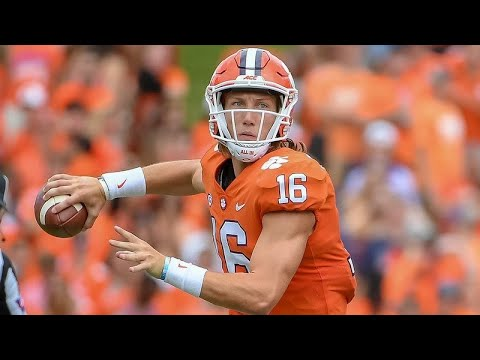 Clemson Tigers QB Trevor Lawrence, likely No. 1 overall pick ...
