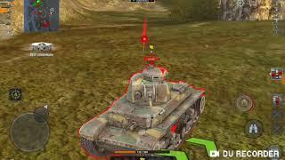 World of Tanks Blitz прохождение от танка 1 уровня до 10 уровня (1 серия)