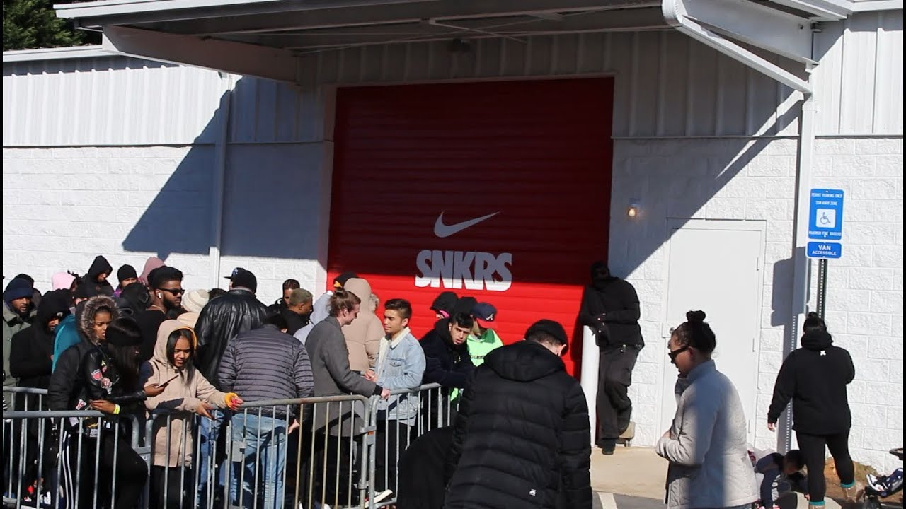 EVERYTHING YOU NEED TO KNOW ABOUT ATLANTA NIKE SNKRS POP UP SHOP