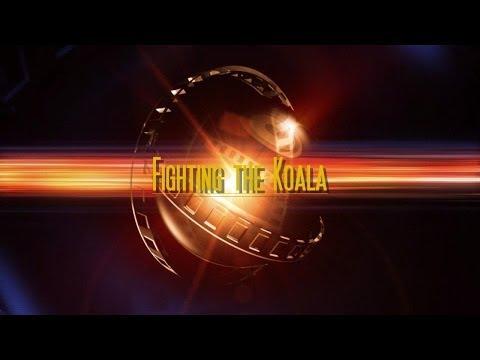 GTA 5 Online - Epic Battle - Fighting the Koala