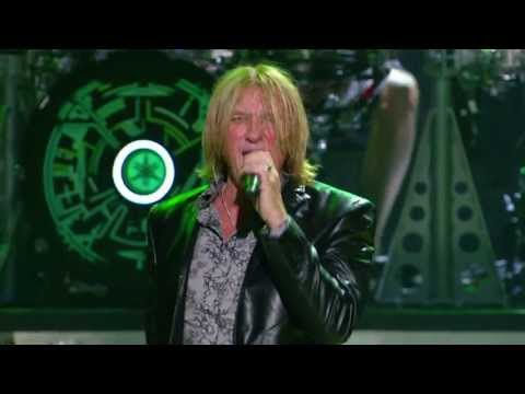 "DEF LEPPARD - ""Pour Some Sugar On Me"" (VIVA! Hysteria Clip)"