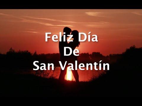 Feliz Dia De San Valentin En El 14 De Febrero Frases De Amor Y