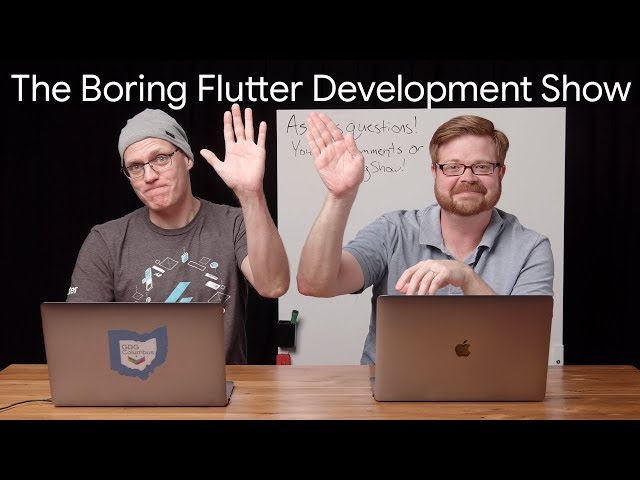 Flutter's Search Support (The Boring Flutter Development Show, Ep. 10)