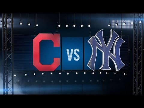 8/21/15: Carrasco strikes out 11, Indians win 7-3