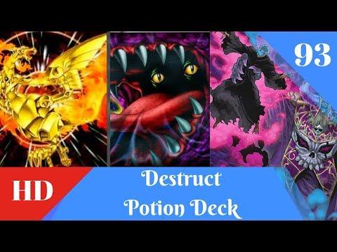 [Duel Links] Steal, Heal And Destroy! Destruct Potion Deck