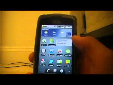 LG Optimus V Features and Review (May 2011) - Virgin Mobile