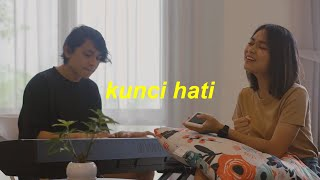 KUNCI HATI - GEISHA ( live piano version ) | REGINA POETIRAY #DiRumahAja