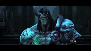 Darksiders2 Death vs Absalom Apocalyptic