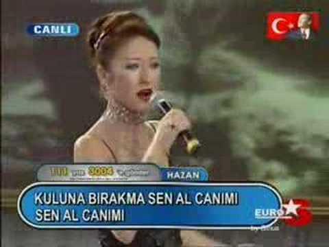 Popstar Alaturka Hazan Tanrım