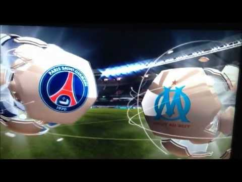 PSG-OM  PRONO fifa 13 26 journée de ligue 1 classico du 24/02/2013 Travel Video