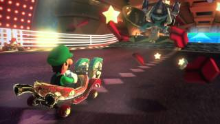 Luigi Gives Rosalina A Death Stare - Ridin