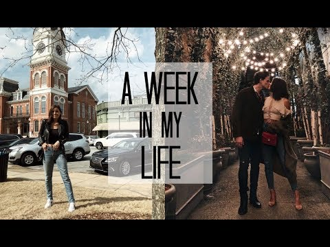 A WEEK IN MY LIFE: 9 | NY Fashion Week to Mystic Falls