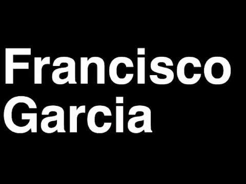 How to Pronounce Francisco Garcia Sacramento Kings NBA Basketball Slam Dunk Free Throw Shot