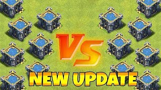 "NEW LEAGUE UPDATE!! ""Clash Of Clans"" 30v30"