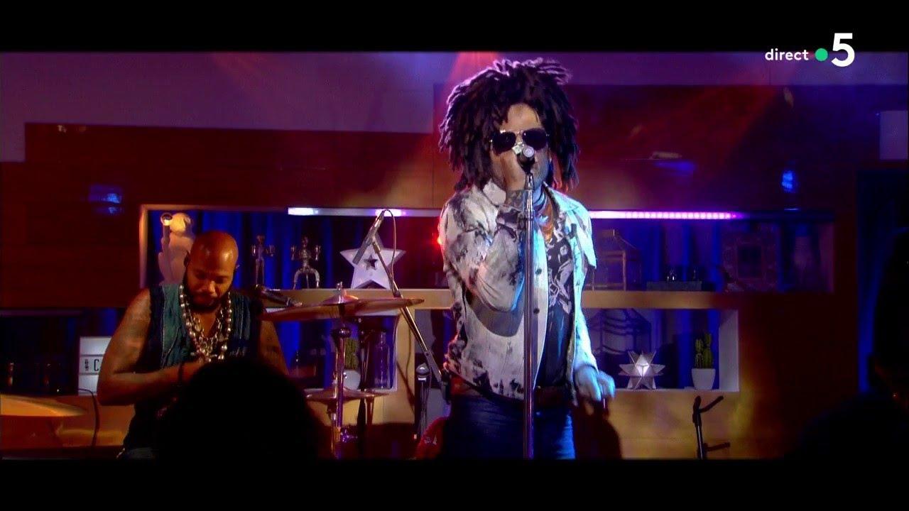 Lenny Kravitz - «Low (live)» - C à Vous - 11/09/2018