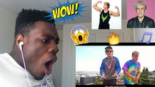 Jake Paul I Love You Bro Song feat Logan Paul MP3 REACTION
