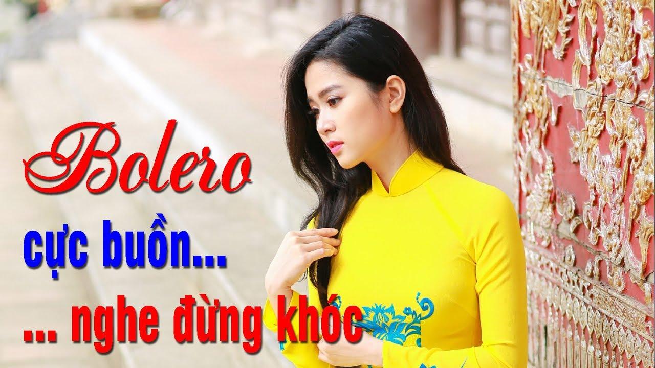 Nhạc Vàng Bolero Cực Buồn Về Tình Yêu Dang Dở – LK Nhạc Vàng Bolero Buồn Thấu Tim | NGHE ĐỪNG KHÓC