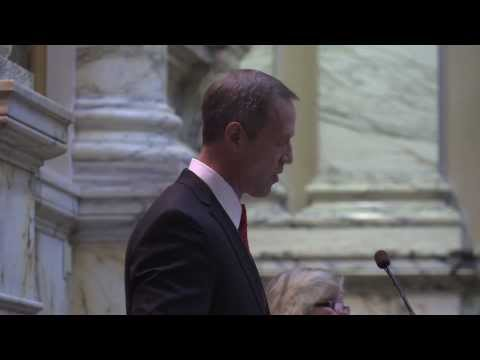 Gov. O'Malley: 2014 State of the State Address