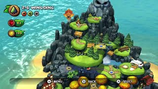 Donkey Kong Country: Tropical Freeze | 2-6 Wing Ding