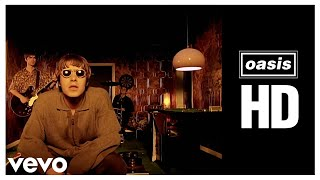 Oasis - Morning Glory (Official HD Remastered Video)