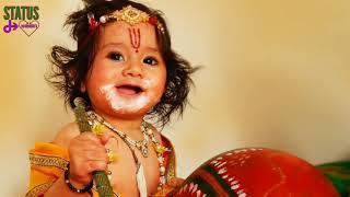 Natkhat Gokul Ke Raja bhakti whatsapp status 30 second