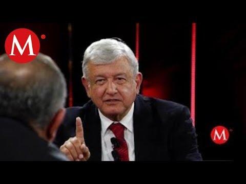 """""""No me confundas con Peña"""": AMLO"""