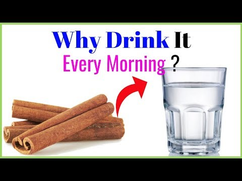 Drink Cinnamon tea every morning | And get 7 proven benefits