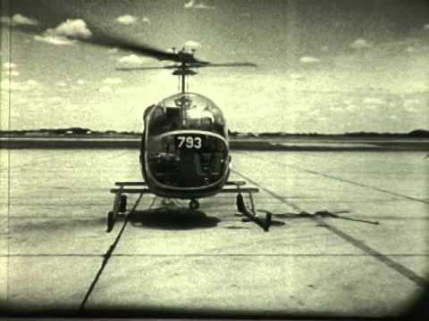 F 2116 Helicopter Vibrations and Resonance Bell H-13