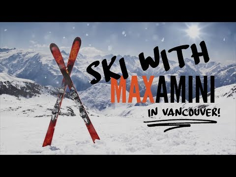 Win Prizes in Max Amini's Vancouver 2017 Giveaway!