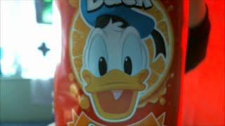 Taste Testing - Disney Donald Duck Orange Juice