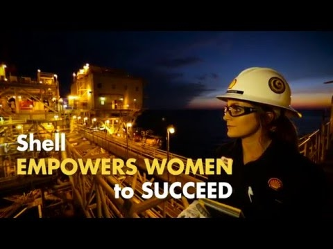 Shell empowers women to succeed