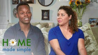First Look: Crafting a Kitchen for a Blended Family | Home Made Simple | Oprah Winfrey Network