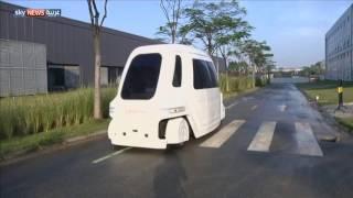 إل جي تطور سيارات ذاتية القيادة