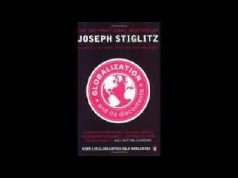 Joseph Stiglitz: Alex Jones Interview FULL 2008 Globalization and its Discontents