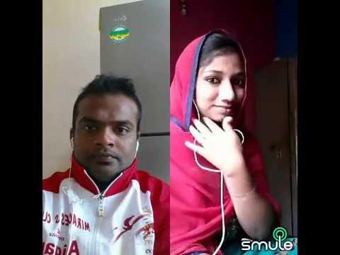 Afsals hit song Ellam ariyum nadha by anas kuniyil nd hadhiya