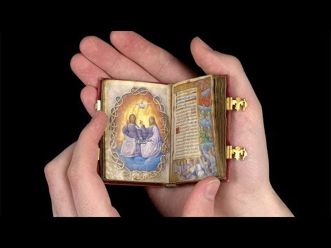 The Prayer Book of Claude de France, Part 1