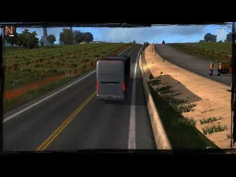 ETS 2 -  Mod EAA Bus