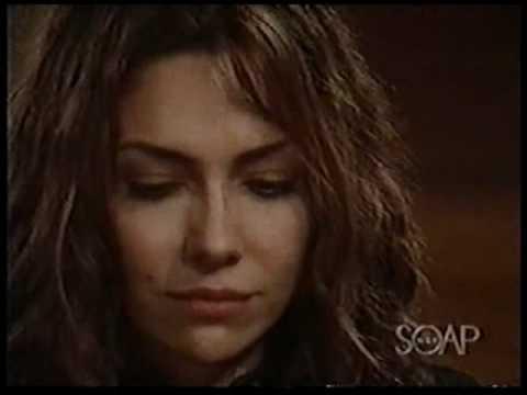 """Brenda Returns - """"He always leaves me standing in the rain"""", 2002"""