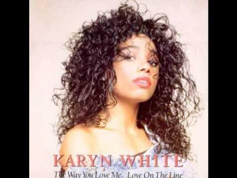 Karyn White-The Way You Love Me
