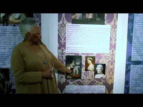Nassau County African American Museum presents - Black Royals Queen Charlotte
