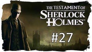 THE TESTAMENT OF SHERLOCK HOLMES [Folge 27] - Es war nicht Sherlock...