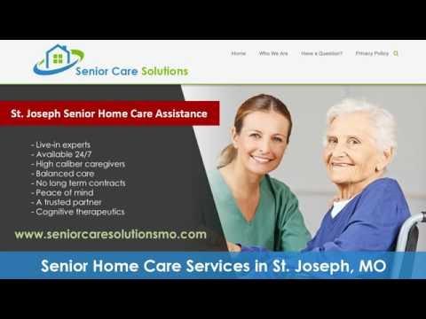 St. Joseph Senior Home Care Assistance and Services :: Senior Care Solutions MO